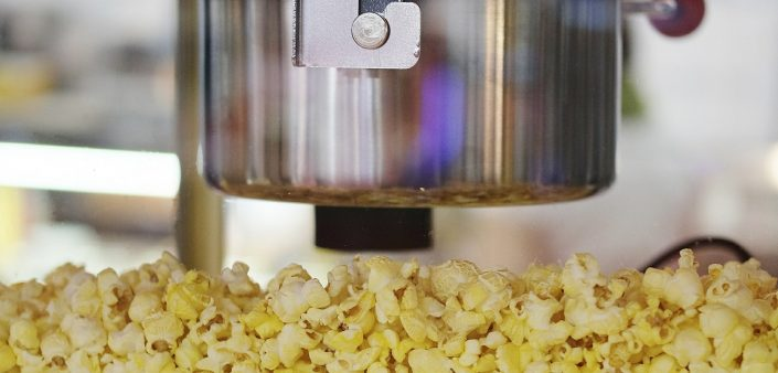 Popcorn Machine Rental Birmingham