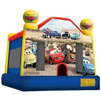 Bounce House - Disney's Cars