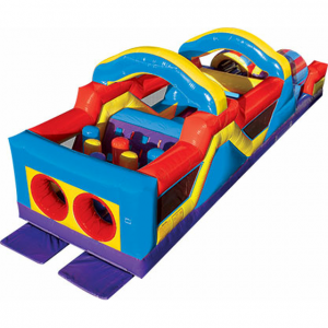 Inflatable Obstacle Course (33 Foot)